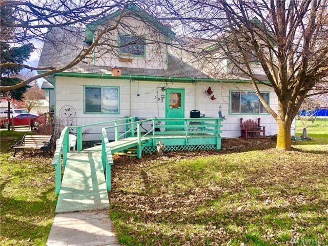 507 N Railroad Ave, Ellensburg, WA 98926 (MLS #1432988) :: Nick McLean Real Estate Group