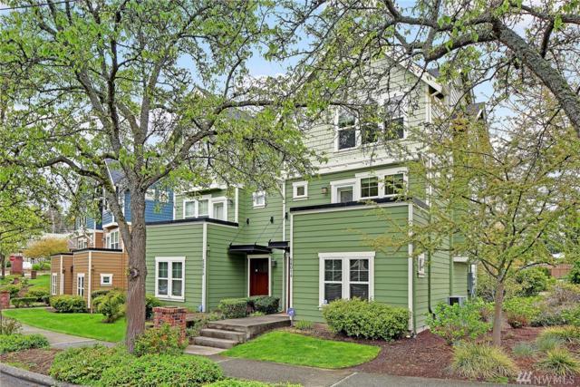 5801 55th Ave NE A, Seattle, WA 98105 (#1433284) :: Hauer Home Team