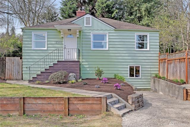 12505 22nd Ave NE, Seattle, WA 98125 (#1433515) :: NW Home Experts