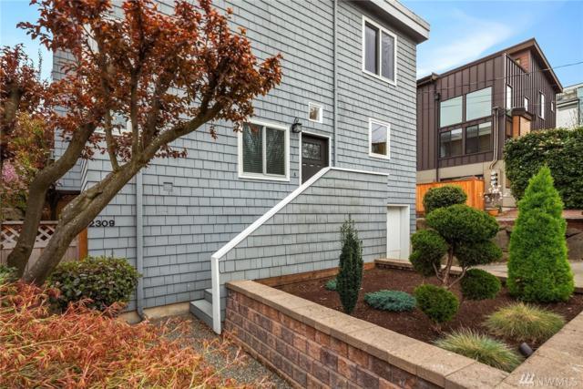 2309 W Crockett St, Seattle, WA 98199 (#1433851) :: Real Estate Solutions Group