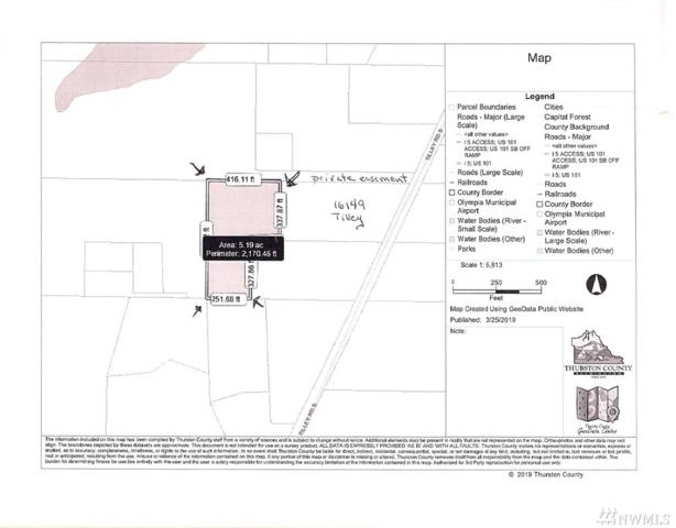0 Tilley Rd S, Tenino, WA 98589 (#1433925) :: Commencement Bay Brokers