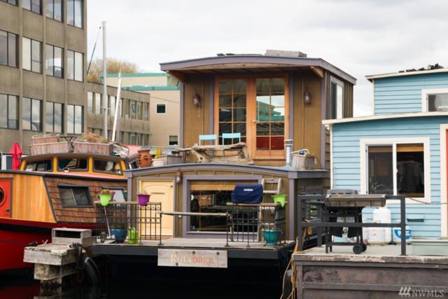 1818 Westlake Ave N D5, Seattle, WA 98109 (#1433956) :: Ben Kinney Real Estate Team