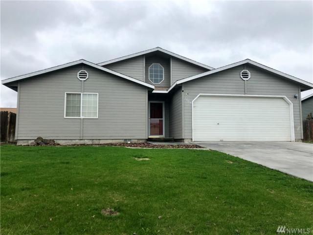 1509 S James Ave, Moses Lake, WA 98837 (#1434331) :: KW North Seattle