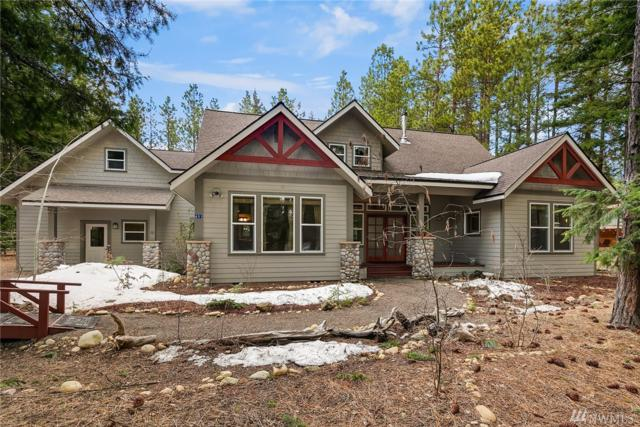 651 Evergreen Valley Lp, Ronald, WA 98940 (MLS #1434578) :: Nick McLean Real Estate Group