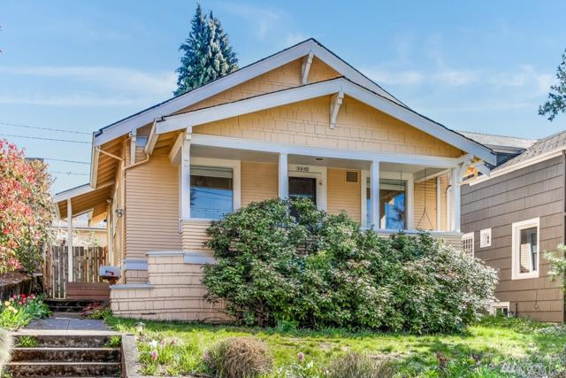 5540 30th Ave NE, Seattle, WA 98105 (#1434619) :: Hauer Home Team