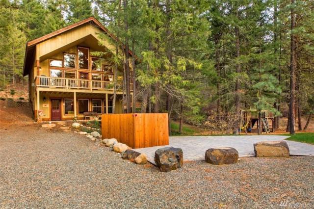 241 Red Cedar Dr, Ronald, WA 98940 (MLS #1435109) :: Nick McLean Real Estate Group