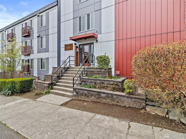 3661 Phinney Ave N #302, Seattle, WA 98103 (#1435114) :: Beach & Blvd Real Estate Group