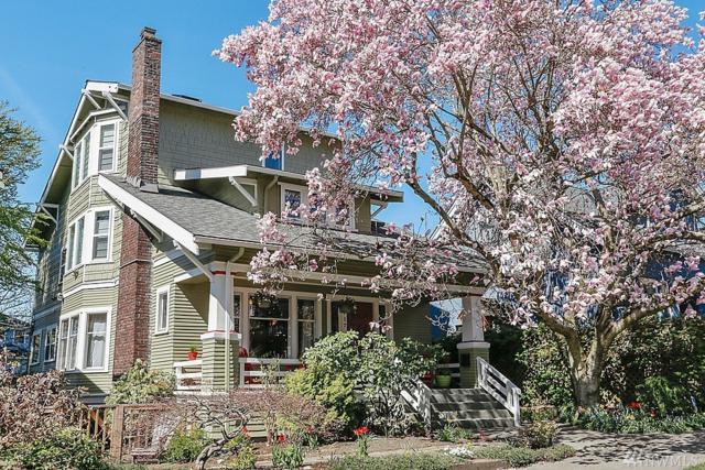 5717 Palatine Ave N, Seattle, WA 98103 (#1435311) :: Keller Williams Everett