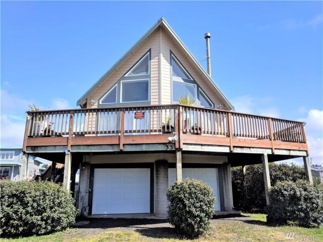 33 1st St S, Pacific Beach, WA 98571 (#1435917) :: Ben Kinney Real Estate Team