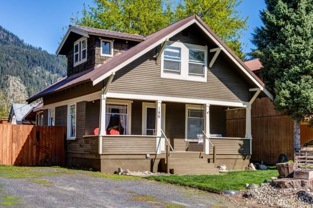 146 W Whitman St, Leavenworth, WA 98826 (#1436129) :: Kimberly Gartland Group