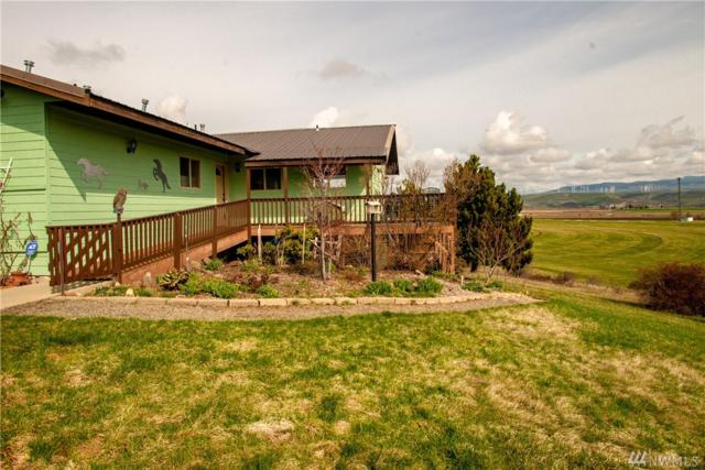 1260 Sisters Rd, Thorp, WA 98946 (#1436297) :: Keller Williams Everett