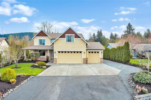 17207 130th St NE, Arlington, WA 98223 (#1436305) :: Keller Williams Western Realty