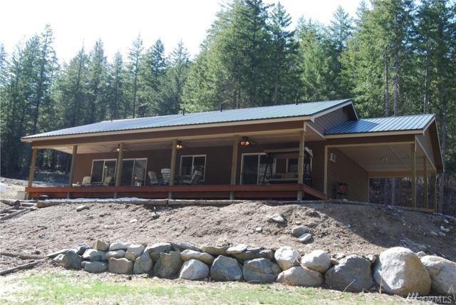 173 S Fork Gold Creek Rd, Carlton, WA 98814 (#1436307) :: Kimberly Gartland Group