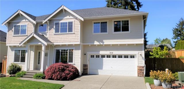 1012 11th Ave, Milton, WA 98354 (#1436590) :: Homes on the Sound