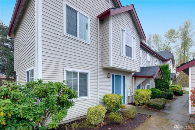 13306 SE 272nd St A101, Kent, WA 98042 (#1436684) :: Keller Williams Realty Greater Seattle