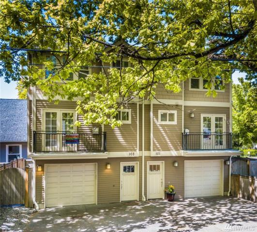 101 27th Ave S, Seattle, WA 98144 (#1437127) :: Homes on the Sound