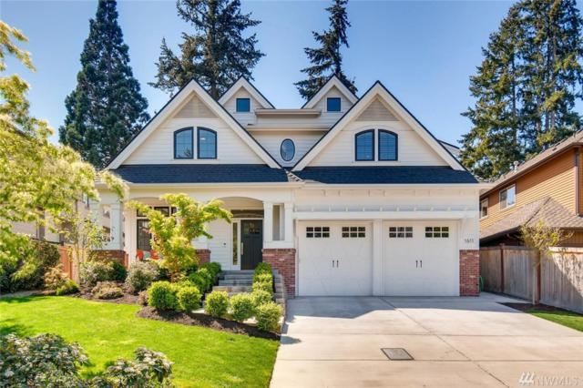 1611 106th Ave SE, Bellevue, WA 98004 (#1437211) :: Real Estate Solutions Group