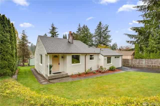 20320 30Th Ave Ne, Lake Forest Park, WA 98155 (#1437222) :: Chris Cross Real Estate Group