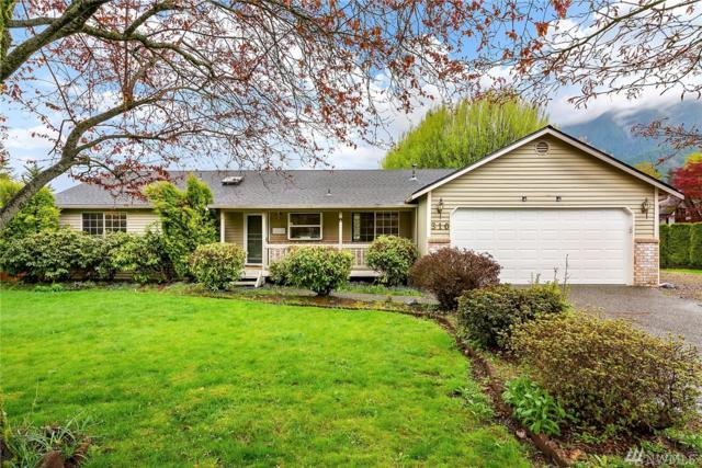 310 NE 4th St, North Bend, WA 98045 (#1437436) :: Lucas Pinto Real Estate Group