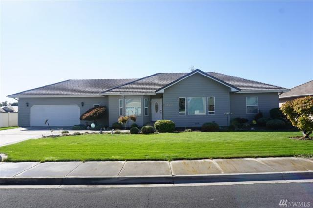 724 K St SW, Quincy, WA 98848 (#1437504) :: Northern Key Team