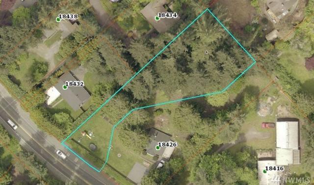 18428 Ballinger Wy NE, Lake Forest Park, WA 98155 (#1437563) :: Chris Cross Real Estate Group