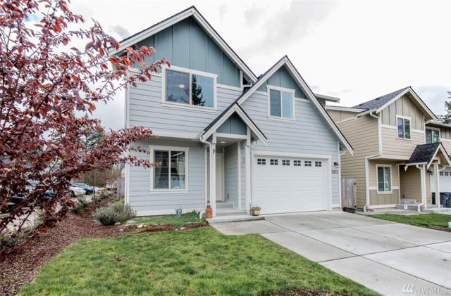 303 NE Tronson Cir, Bremerton, WA 98311 (#1437581) :: Commencement Bay Brokers