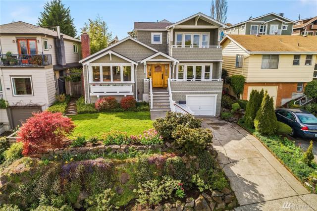 1923 32nd Ave S, Seattle, WA 98144 (#1437588) :: Ben Kinney Real Estate Team