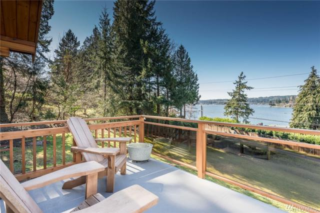 8121 SW 222nd Place, Vashon, WA 98070 (#1437753) :: Kimberly Gartland Group