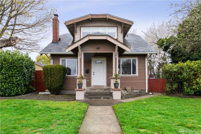 813 E 50th St, Tacoma, WA 98404 (#1437876) :: Northern Key Team