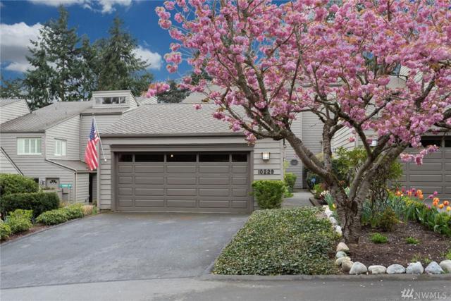 10229 NE 19th Place C-1, Bellevue, WA 98004 (#1437891) :: McAuley Homes
