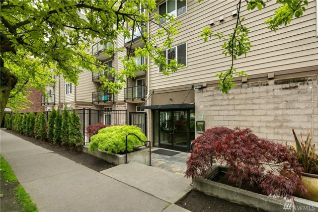 231 Belmont Ave E #203, Seattle, WA 98102 (#1437942) :: Real Estate Solutions Group