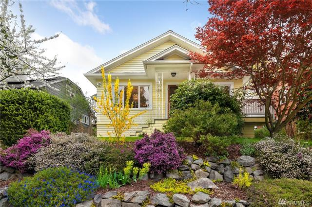 6236 31st Ave NE, Seattle, WA 98115 (#1437994) :: Real Estate Solutions Group