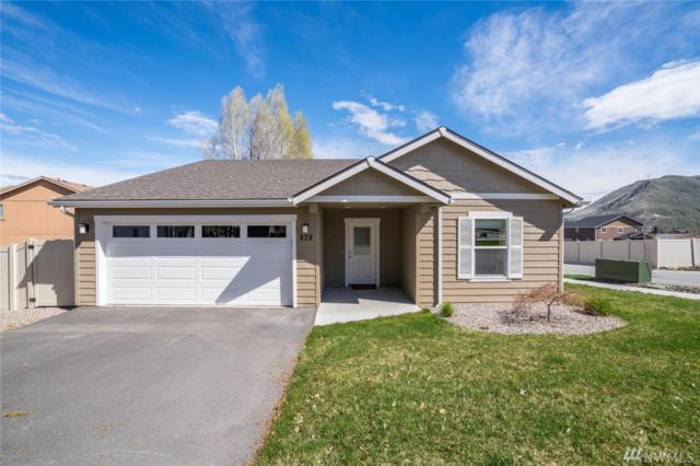 628 Craig Ave, Wenatchee, WA 98801 (#1438313) :: Kimberly Gartland Group