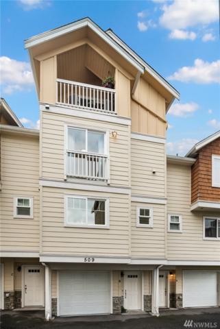509-B NE 71st St, Seattle, WA 98115 (#1438391) :: Chris Cross Real Estate Group