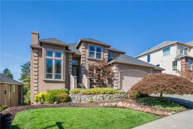 933 NW Grand Ridge Dr, Camas, WA 98607 (#1438500) :: Keller Williams Western Realty