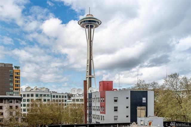 425 Vine St #701, Seattle, WA 98121 (#1438684) :: Kwasi Homes