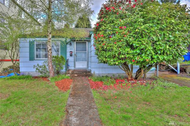 923 N 98th St, Seattle, WA 98103 (#1438773) :: Northern Key Team