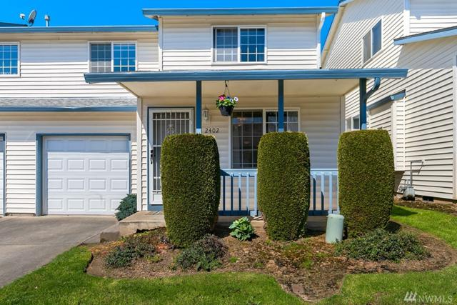2402 NE 79th Ct Ae 13, Vancouver, WA 98664 (#1438840) :: Kimberly Gartland Group