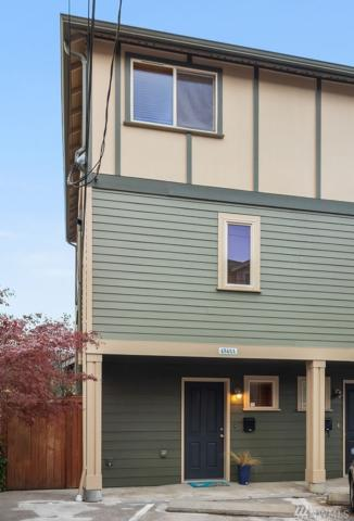 4543-A 40th Ave SW, Seattle, WA 98116 (#1438885) :: Chris Cross Real Estate Group
