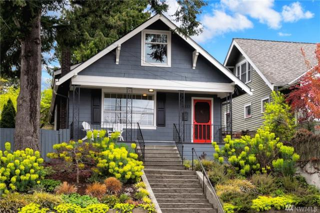 4333 Evanston Ave N, Seattle, WA 98103 (#1438887) :: Beach & Blvd Real Estate Group