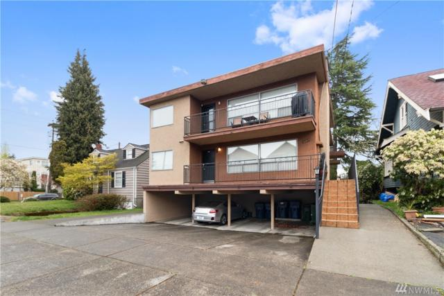 8354 11th Ave NW #5, Seattle, WA 98117 (#1438994) :: Keller Williams Western Realty