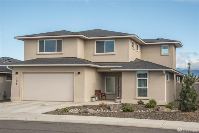 305 E Chason, Ellensburg, WA 98926 (#1439006) :: Kimberly Gartland Group