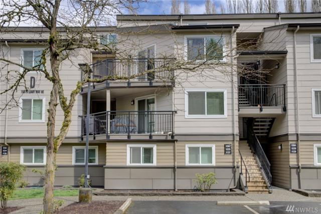 15819 NE Leary Wy D303, Redmond, WA 98052 (#1439044) :: Real Estate Solutions Group