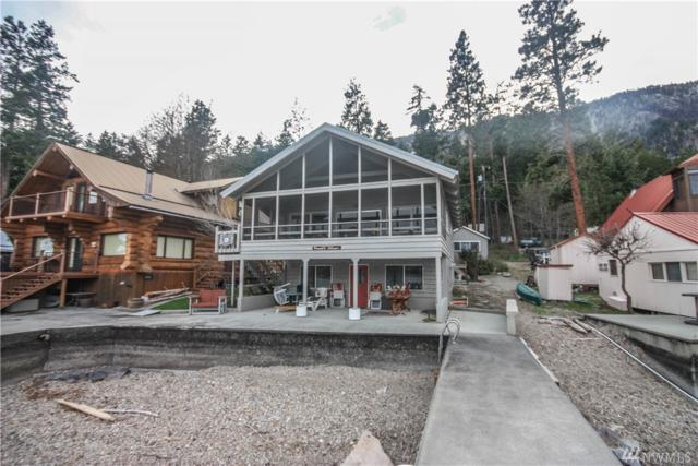 11968 S Lakeshore Rd, Chelan, WA 98816 (#1439172) :: Real Estate Solutions Group