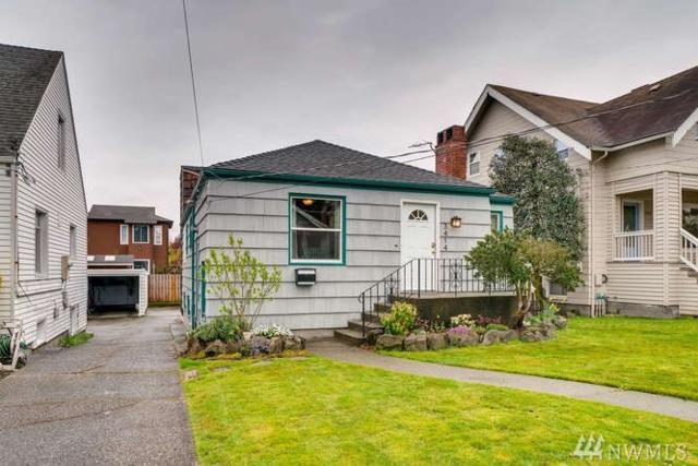 3414 40th Ave SW, Seattle, WA 98116 (#1439200) :: Hauer Home Team