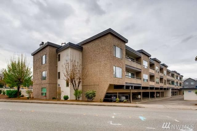 1175 NE Harrington Place #204, Renton, WA 98056 (#1439210) :: Keller Williams Realty Greater Seattle