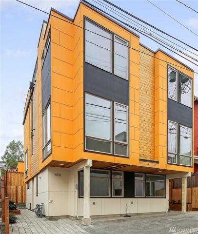 4512-A 40th Ave SW A, Seattle, WA 98116 (#1439261) :: Chris Cross Real Estate Group