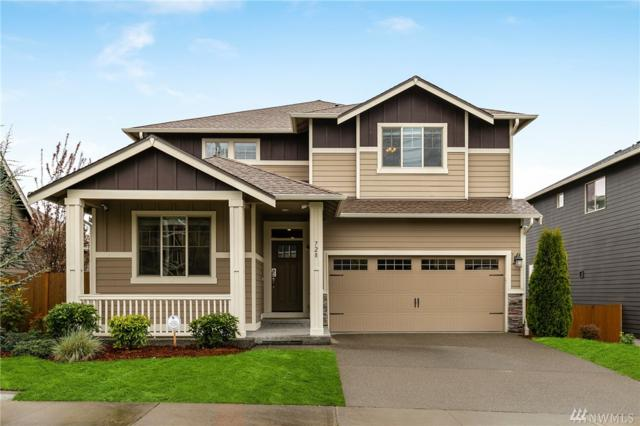 728 SW 339th St, Federal Way, WA 98023 (#1439532) :: Chris Cross Real Estate Group