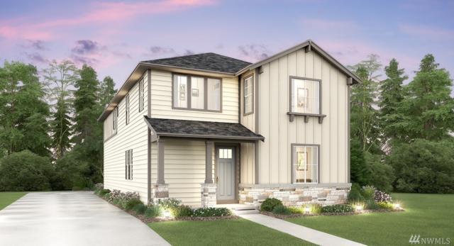23463 SE Fir St #1, Black Diamond, WA 98010 (#1439614) :: McAuley Homes