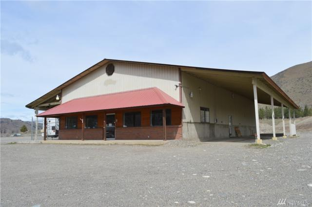 1240 E Methow Valley Hwy, Twisp, WA 98856 (#1439655) :: Keller Williams Western Realty